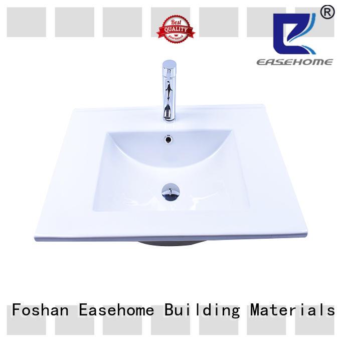 durable white porcelain sink rectangle wholesale restaurant