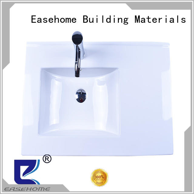 Easehome modern porcelain sink awarded supplier home-use