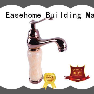 single hole chrome sink faucet unique design shower Easehome