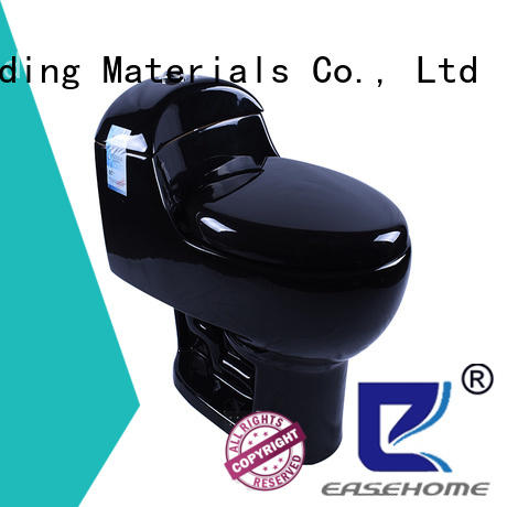 Easehome black bone color toilet get quotes hotel