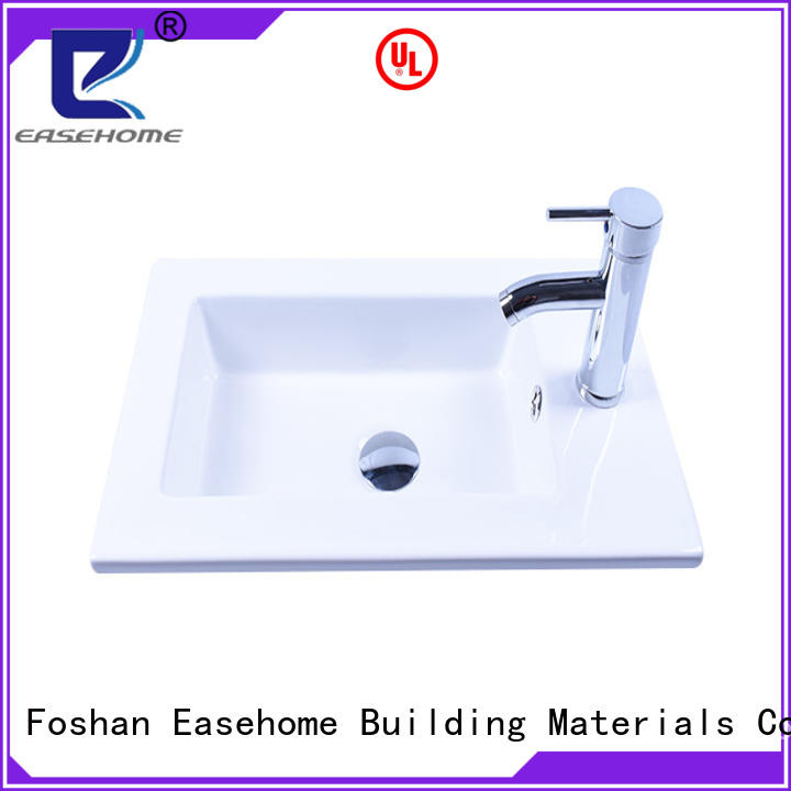 modern porcelain wash basin pure white awarded supplier restaurant