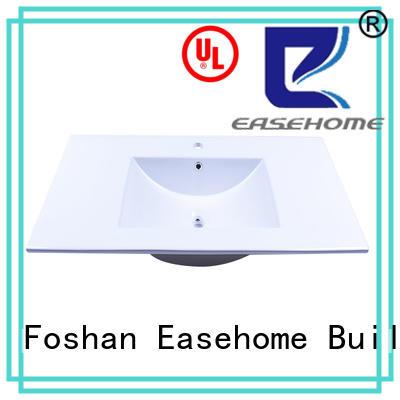 modern ceramic wash basin double bowl good price home-use