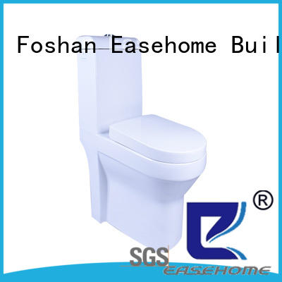 Easehome comfortable dual flush toilet fast shipping bathroom