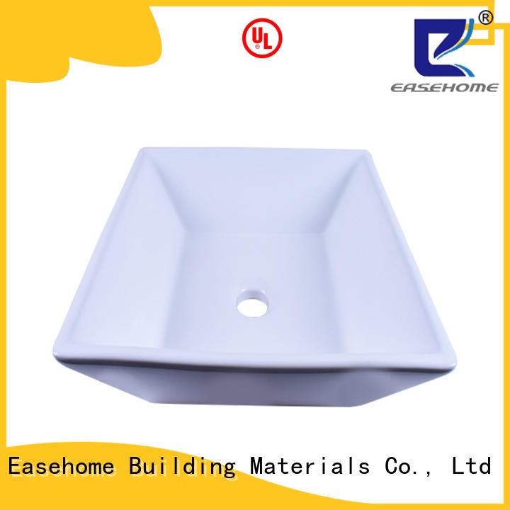 durable ceramic sink chrome good price home-use