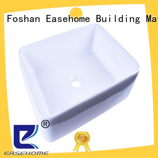 modern white porcelain basin ceramic awarded supplier hotel