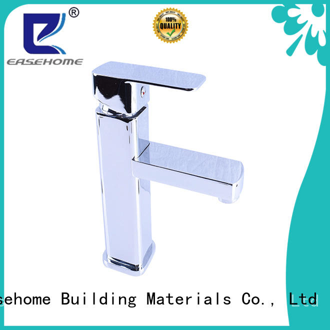Easehome most popular stainless steel sink faucet unique design bathroom