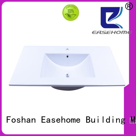 Easehome one piece porcelain wash basin bulk purchase home-use