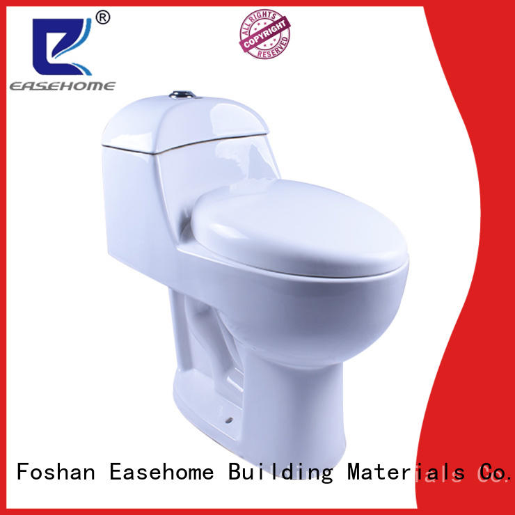 Easehome comfortable dual flush toilet fast delivery hotel