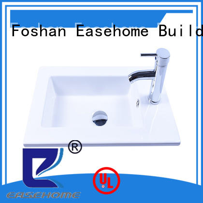Easehome oem ceramic basin awarded supplier home-use
