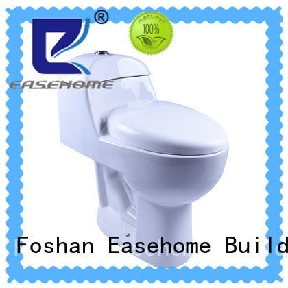 Easehome comfortable best one piece toilet fast shipping bathroom