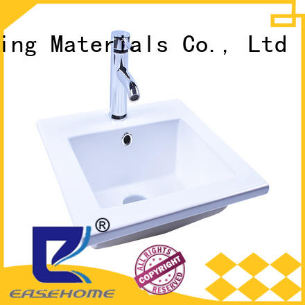 Easehome oem porcelain bathroom sink good price home-use