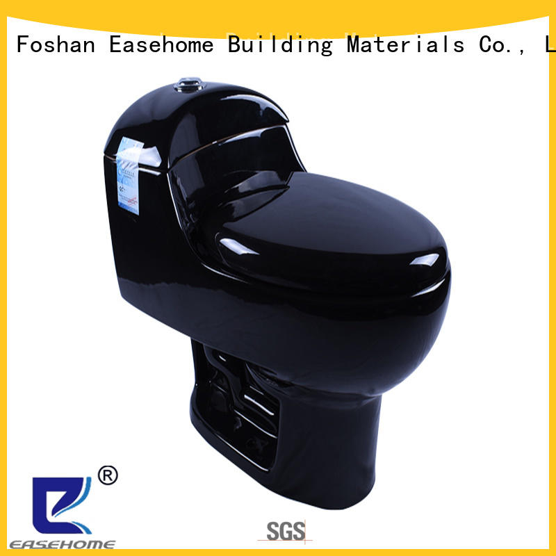 Easehome comfortable best one piece toilet fast delivery bathroom