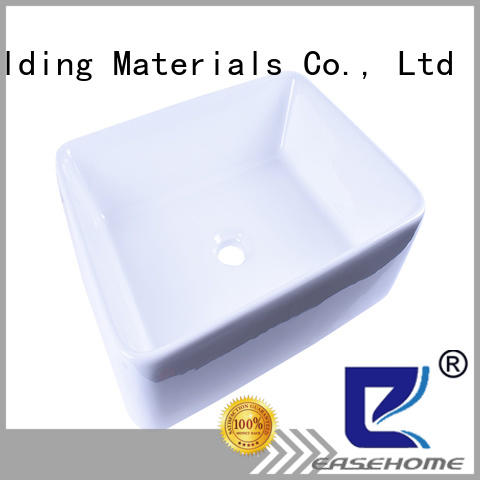 Easehome oem ceramic wash basin good price hotel