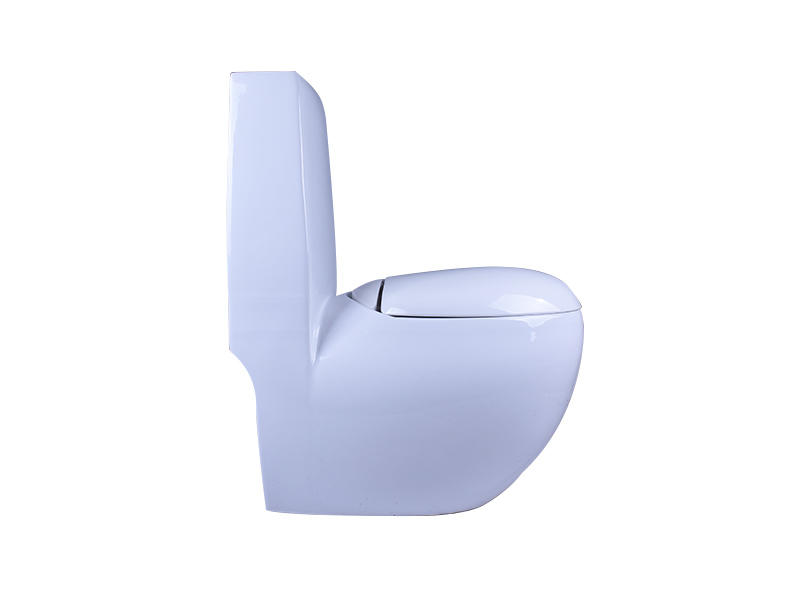Easehome customized one piece toilet fast shipping bathroom-2
