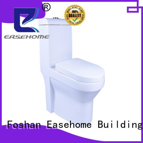 Easehome egg pop shape porcelain toilet fast delivery bathroom