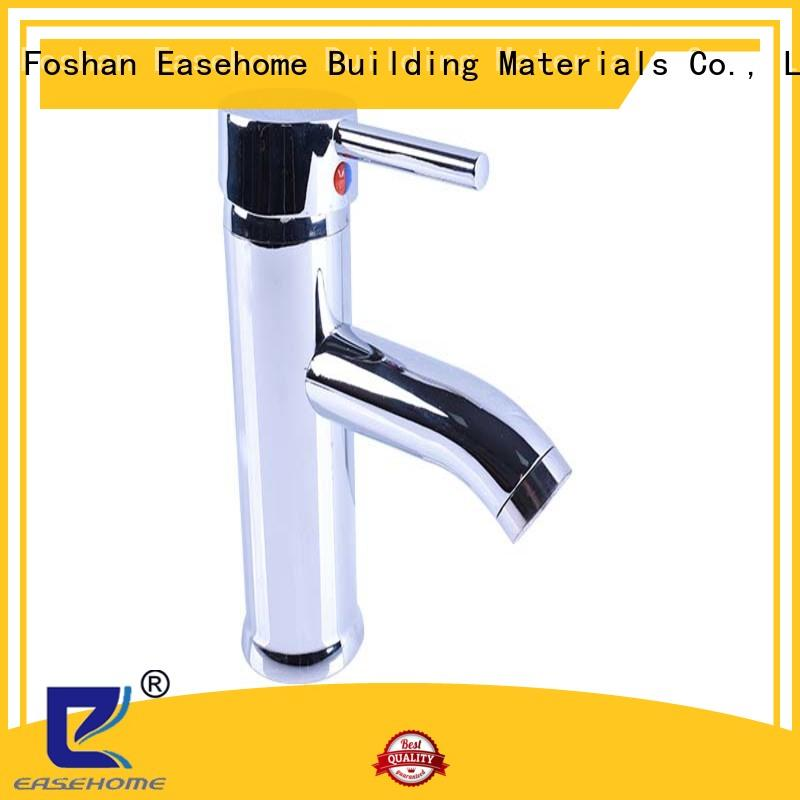 Easehome rose golden kitchen sink faucets unique design bathroom