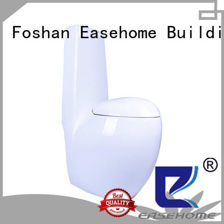 Easehome comfortable dual flush toilet fast delivery bathroom