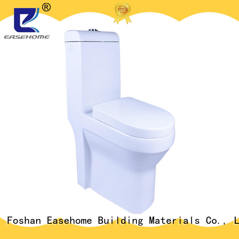 Easehome comfortable squat toilet S-trap bathroom