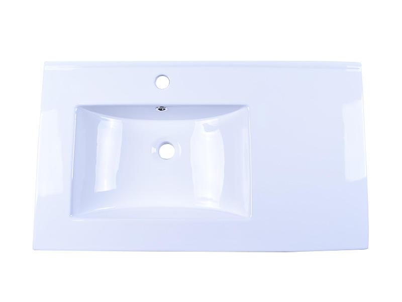 oem wall hung sink rectangle good price restaurant-3