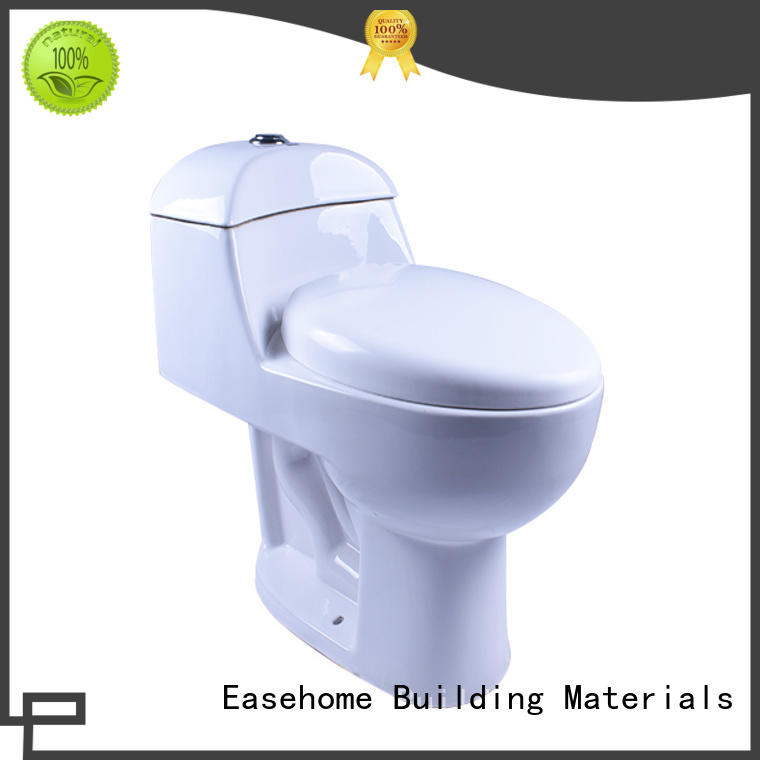 one piece 1 piece toilet convenient hotel Easehome