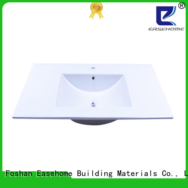 Easehome modern porcelain undermount bathroom sink bulk purchase home-use