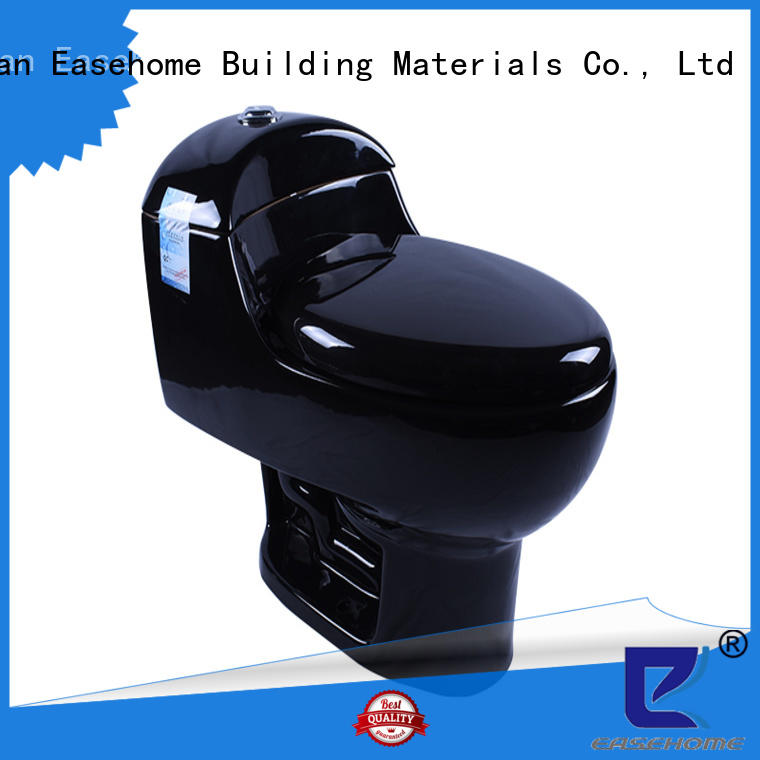 Easehome comfortable one piece toilet fast delivery home-use