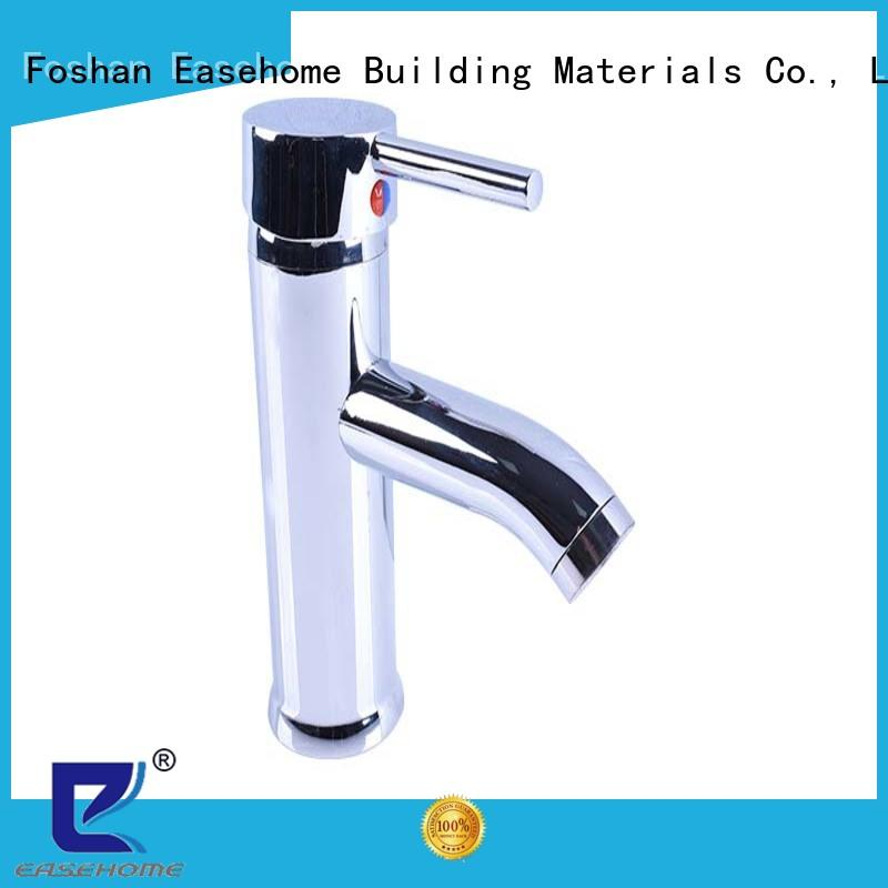 Easehome single hole stainless steel sink faucet exporter kitchen