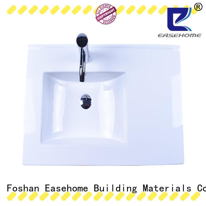 Easehome chrome ceramic sink good price home-use