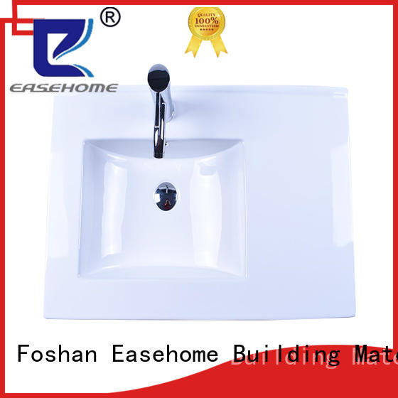 Easehome durable ceramic sink good price home-use