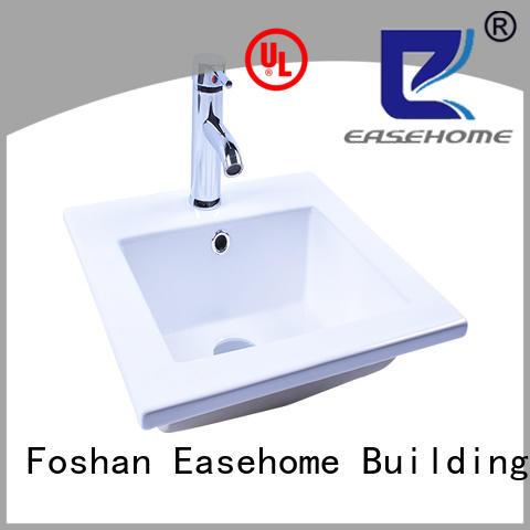 glazed ceramic washbasin bulk purchase restaurant Easehome