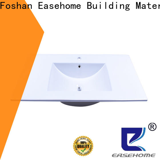 Easehome one piece porcelain sink awarded supplier restaurant