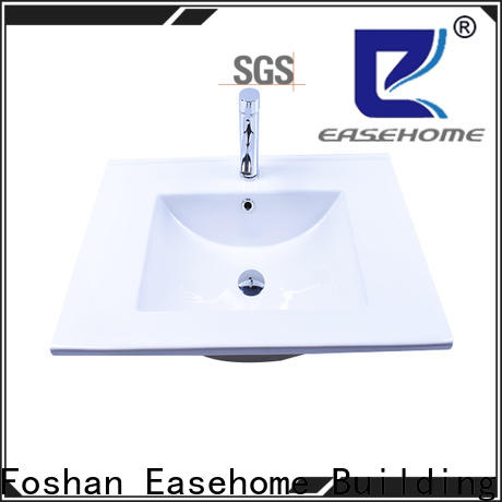 Easehome rectangle ceramic sink awarded supplier home-use