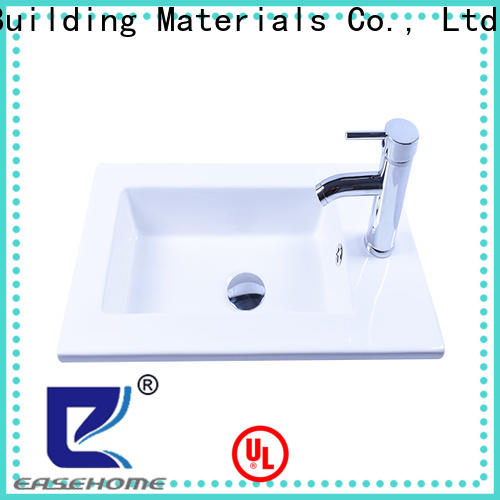 Easehome glazed how to clean porcelain sink good price hotel