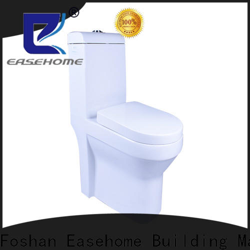 Easehome single flush one piece toilet get quotes home-use