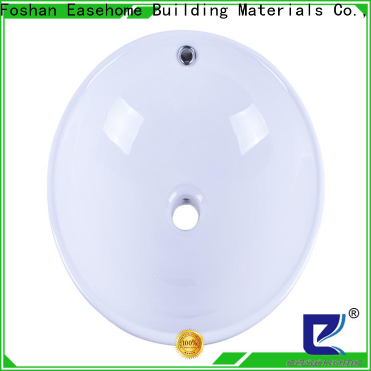 modern ceramic washbasin glazed good price home-use