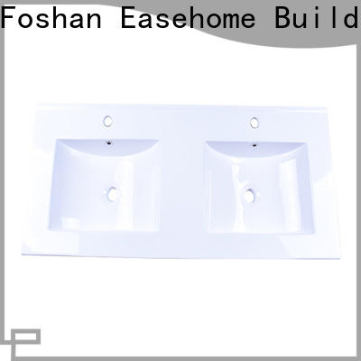 Easehome round bowl white porcelain sink bulk purchase home-use