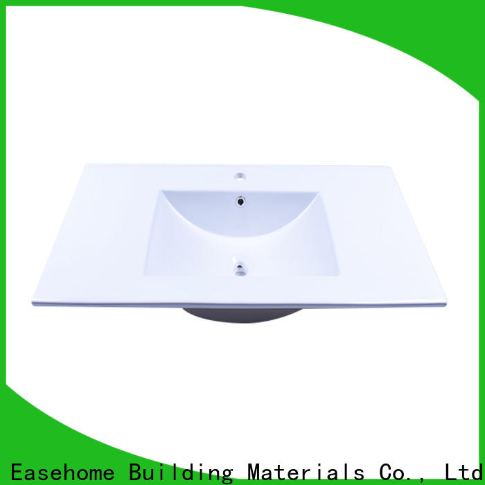 Easehome modern porcelain bathroom sink awarded supplier home-use