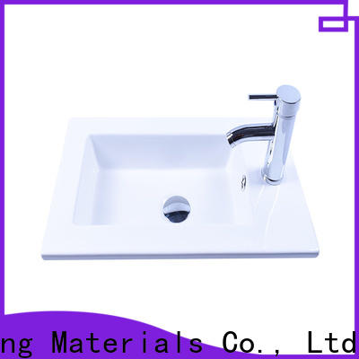 modern how to clean porcelain sink pure white wholesale restaurant
