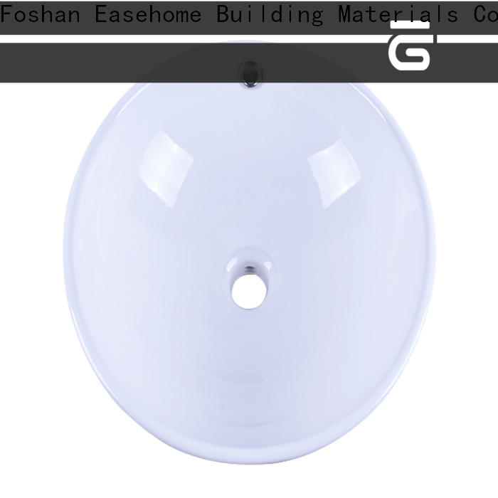 durable wall hung sink chrome wholesale hotel