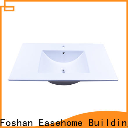 Easehome rectangle ceramic basin good price home-use