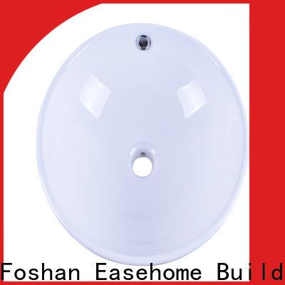 Easehome rectangle porcelain bathroom sink bulk purchase home-use