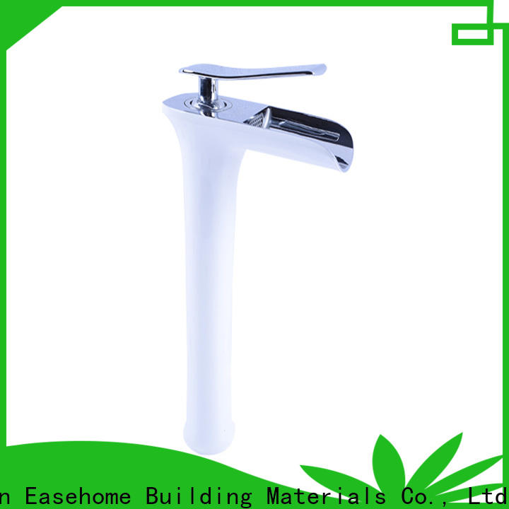Easehome chrome sink faucet exporter bathroom