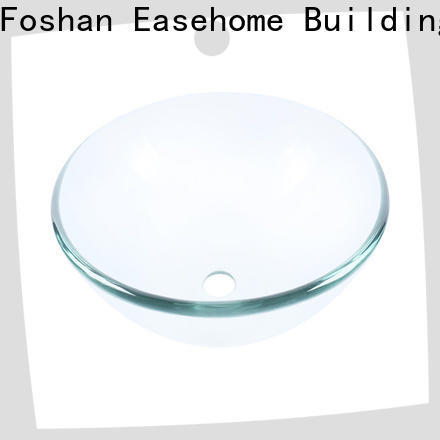 Easehome colorful glass sink best price apartments