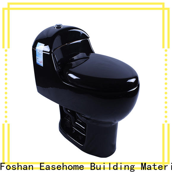 high quality best flushing toilet black fast shipping bathroom