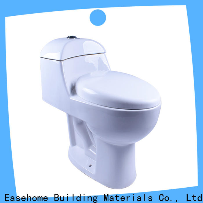 Easehome comfortable dual flush toilet fast shipping hotel