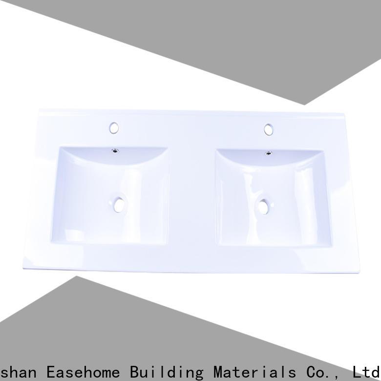 Easehome modern oval porcelain sink awarded supplier restaurant