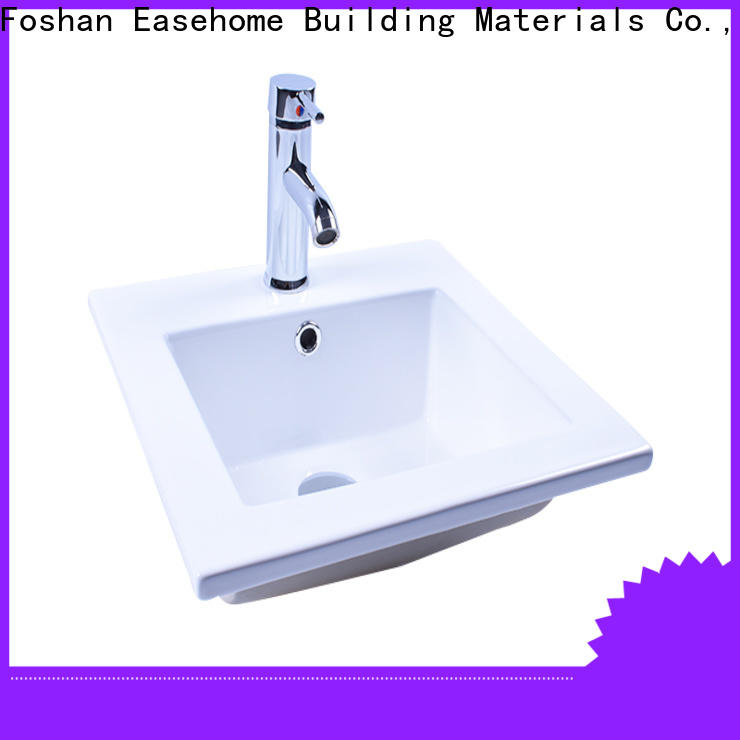 oem ceramic art basin rectangle awarded supplier home-use