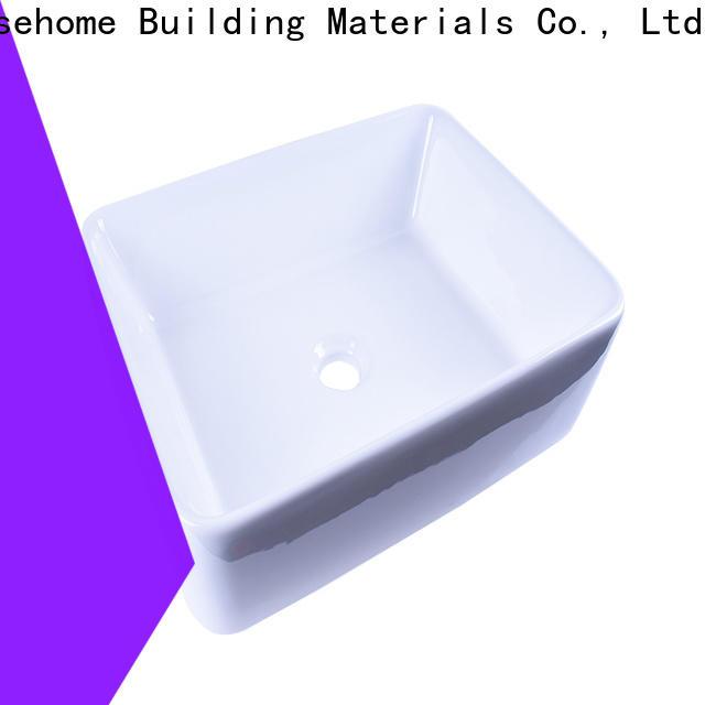 oem ceramic washbasin glazed wholesale hotel