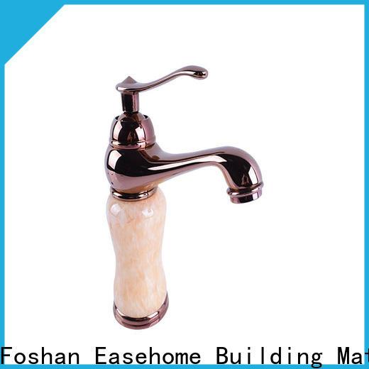 sink faucet rose golden order now bathroom