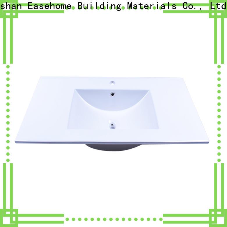 modern ceramic washbasin double bowl bulk purchase home-use